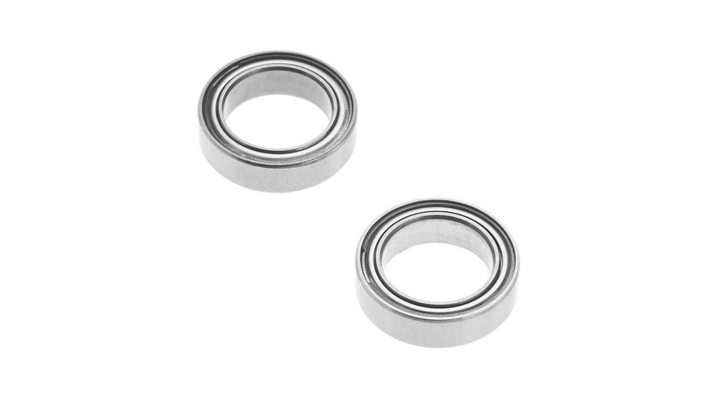 Image for Bearing 10x15x4mm (2) from Horizon Hobby