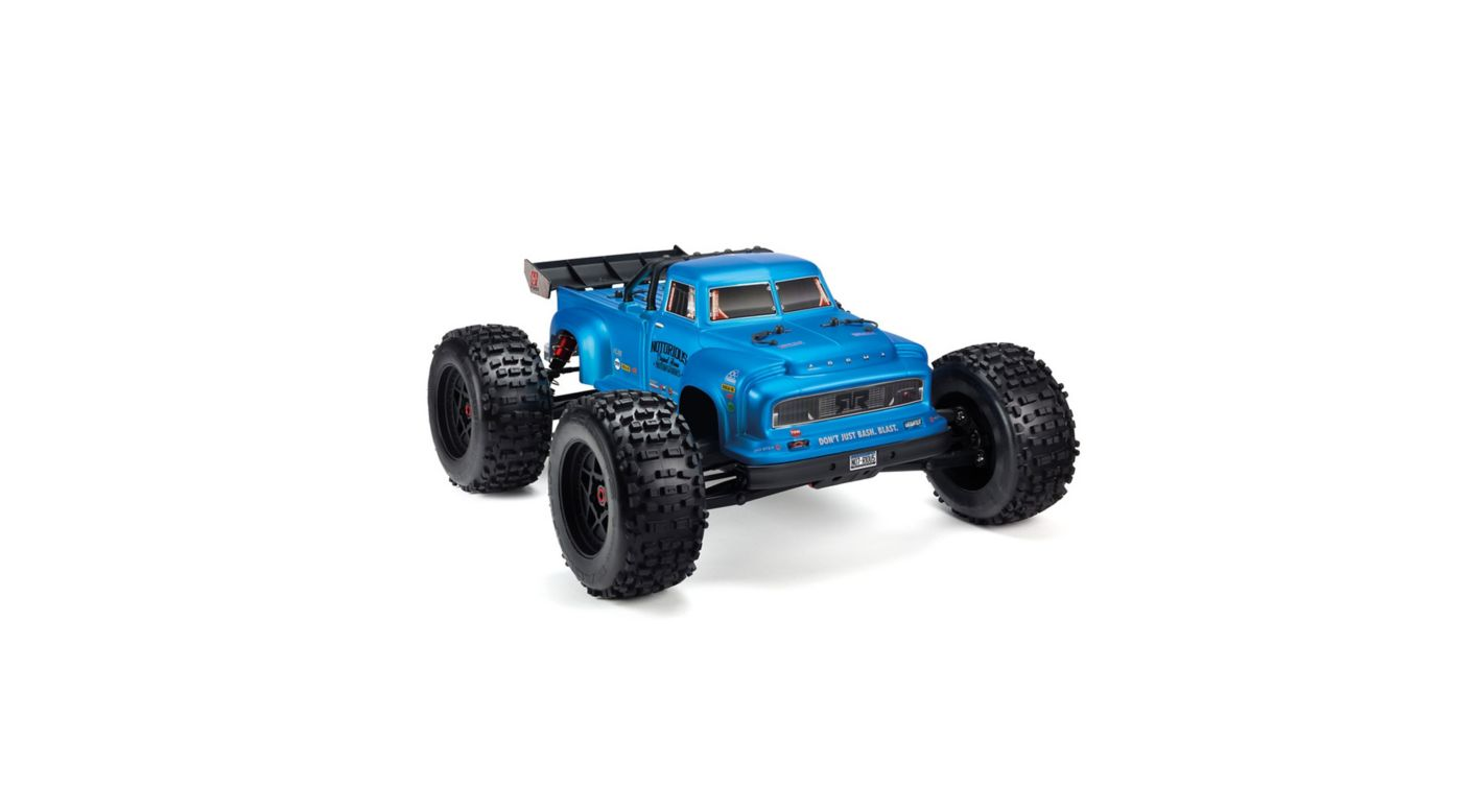 Image for Body, Blue Real Steel: Notorious 6S BLX from HorizonHobby