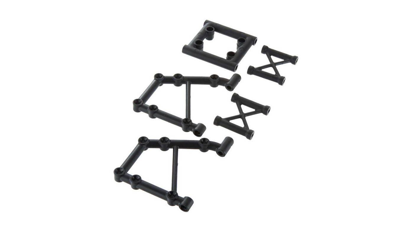 Image for Center Roll Cage Set Composite: Kraton from HorizonHobby