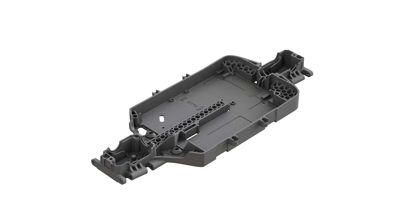 Image for Composite Chassis Short Wheel Base: Granite 4x4 from HorizonHobby