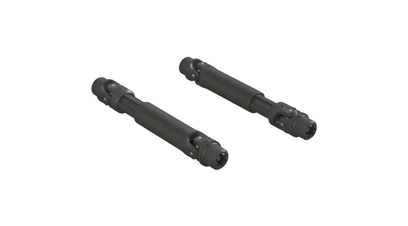 Grafik für Composite Front Slider Driveshaft Set 4x4 in Horizon Hobby