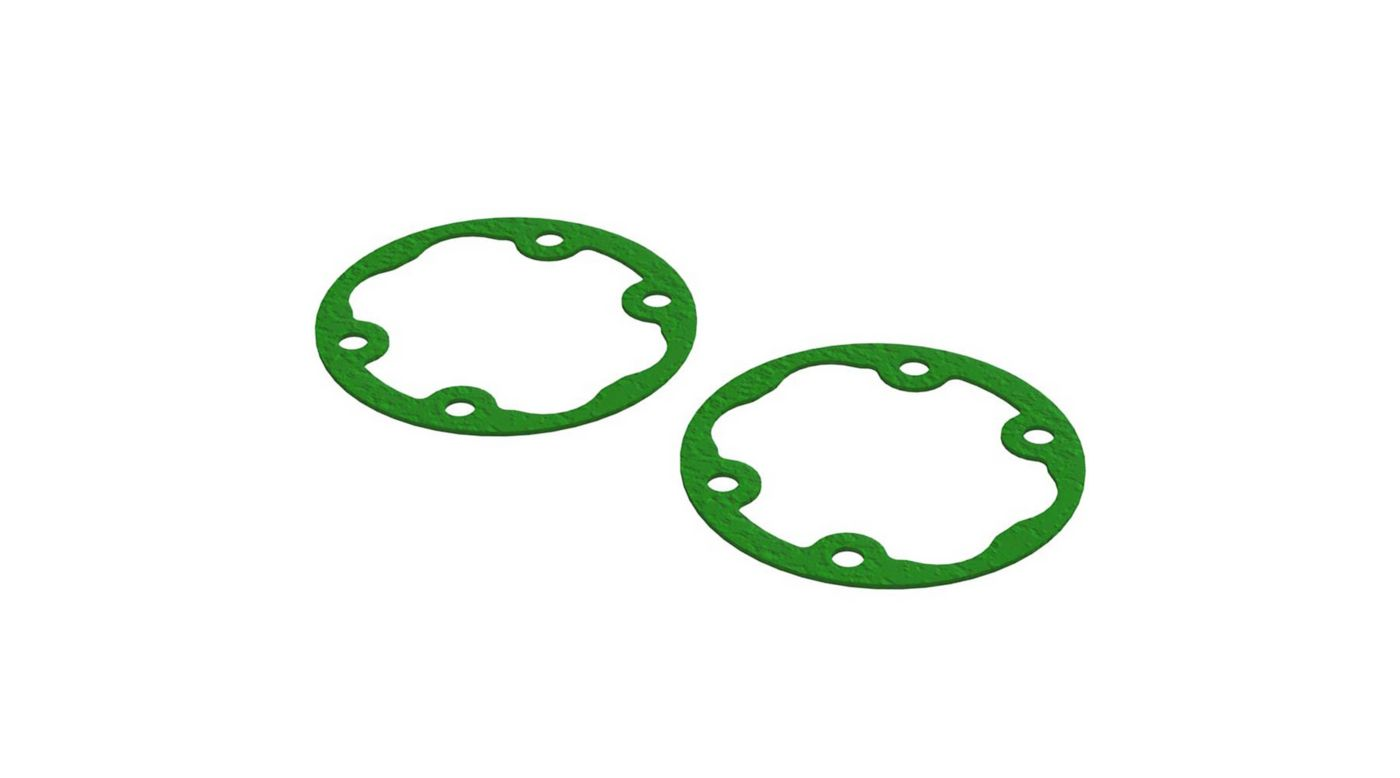 Image for Differential Gasket (2): 4x4 BLX 775 from HorizonHobby