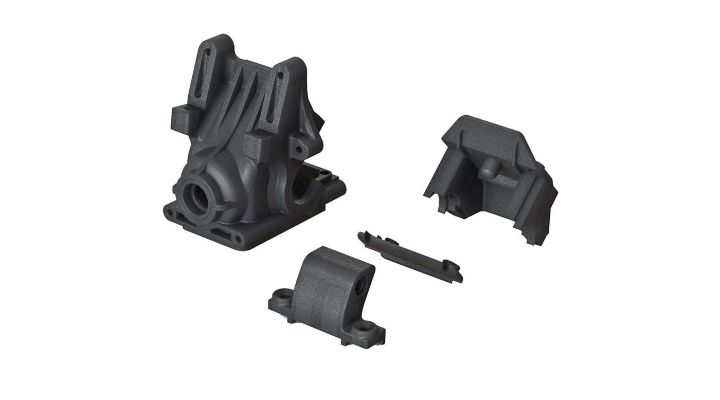 Image for Gearbox Case Set HD 6S from Horizon Hobby