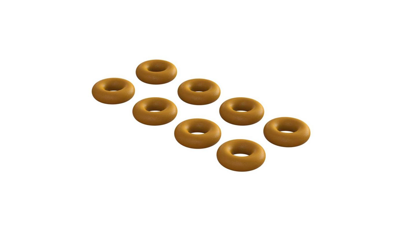 Image for O-Ring 2.6x2mm (8) from HorizonHobby