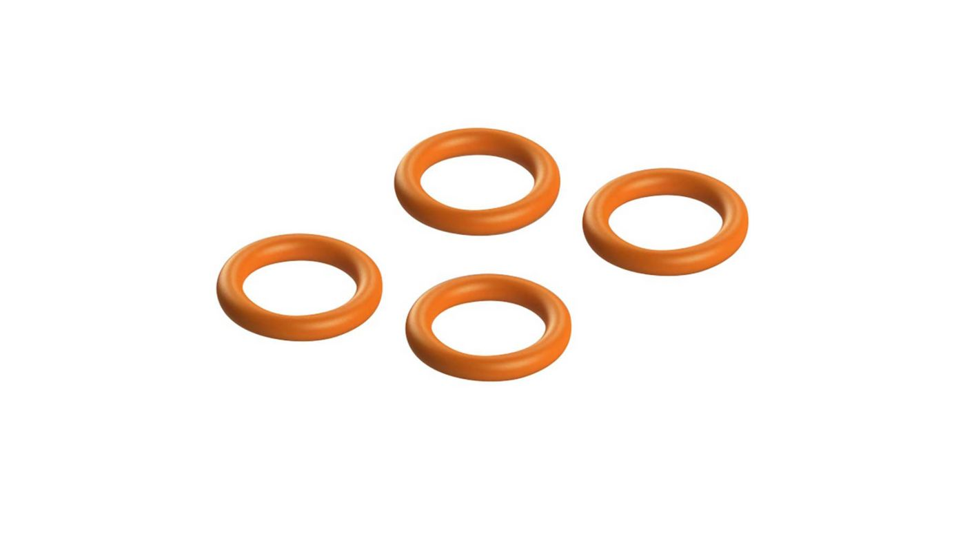 Image for O-Ring 6.8x1.9mm (4): 4x4 from HorizonHobby