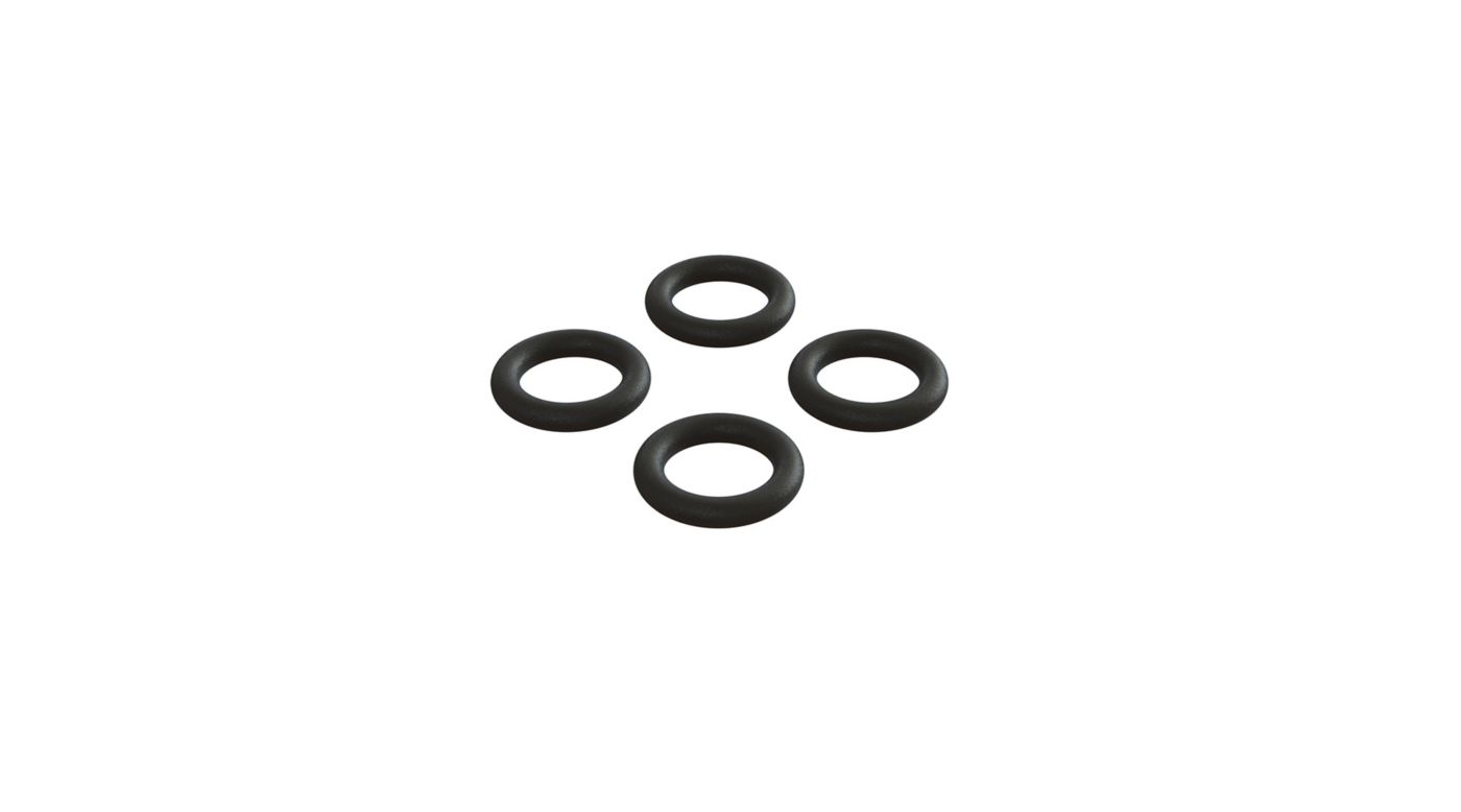 Image for O-Ring 7.8X2.2mm (4) from HorizonHobby