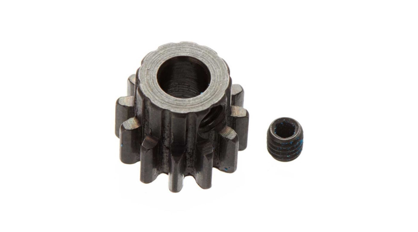 Image for Steel Pinion Gear 12T Mod1 5mm from HorizonHobby