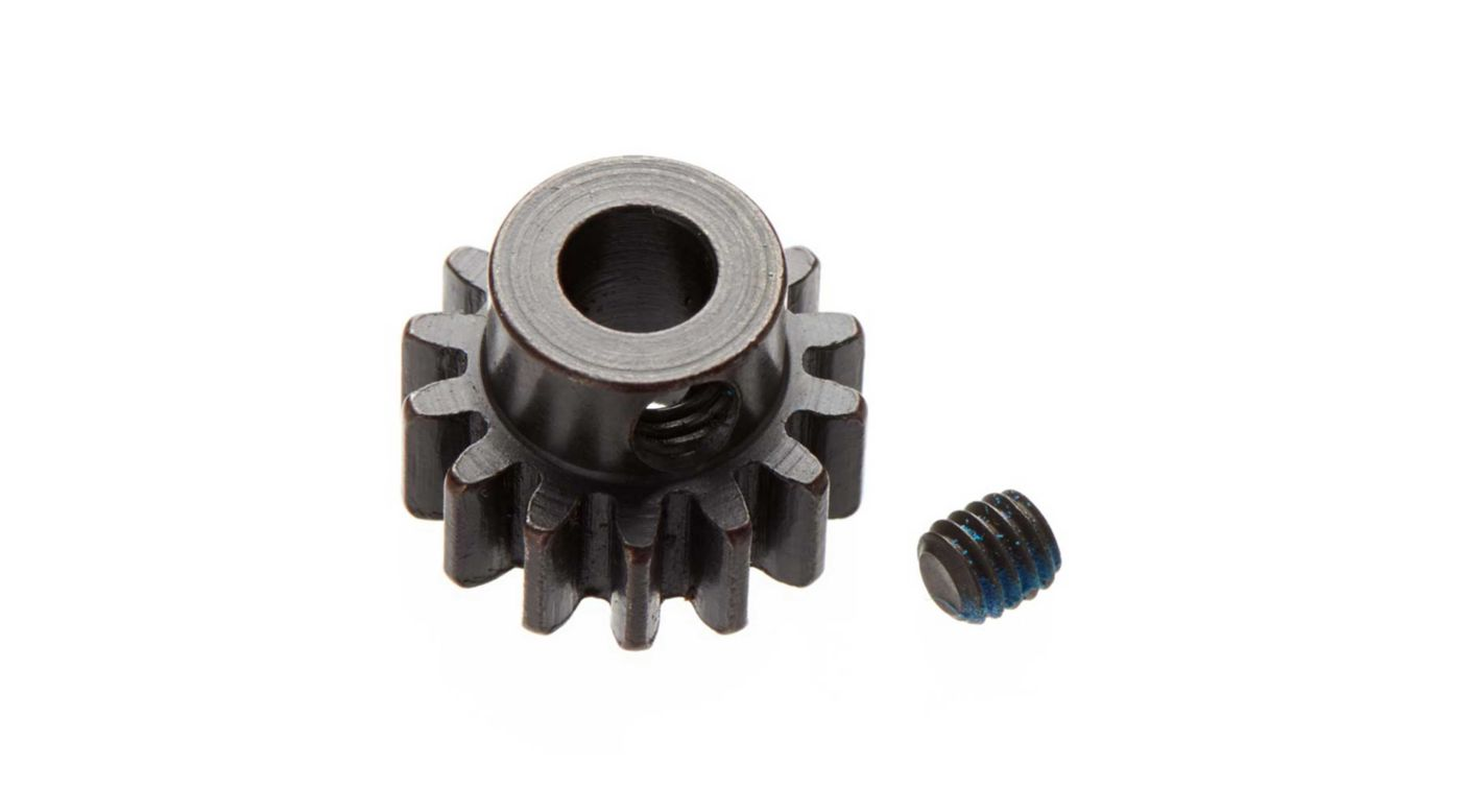 Image for Steel Pinion Gear 14T Mod1 5mm from HorizonHobby