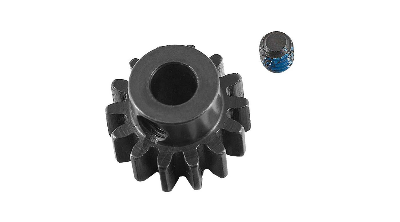 Image for Steel Pinion Gear 16T Mod1 5mm from HorizonHobby