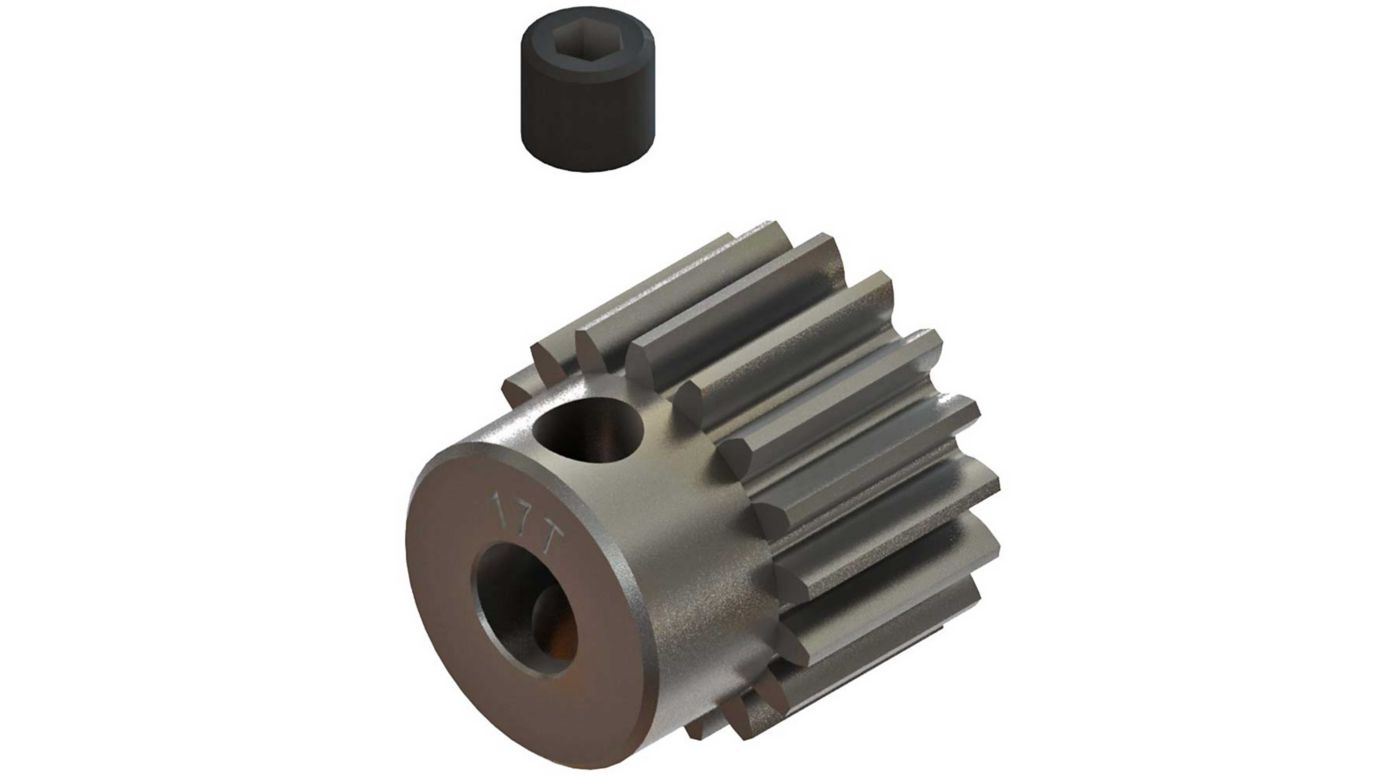Image for Pinion Gear 17T 48DP: Mega 4x4 from HorizonHobby