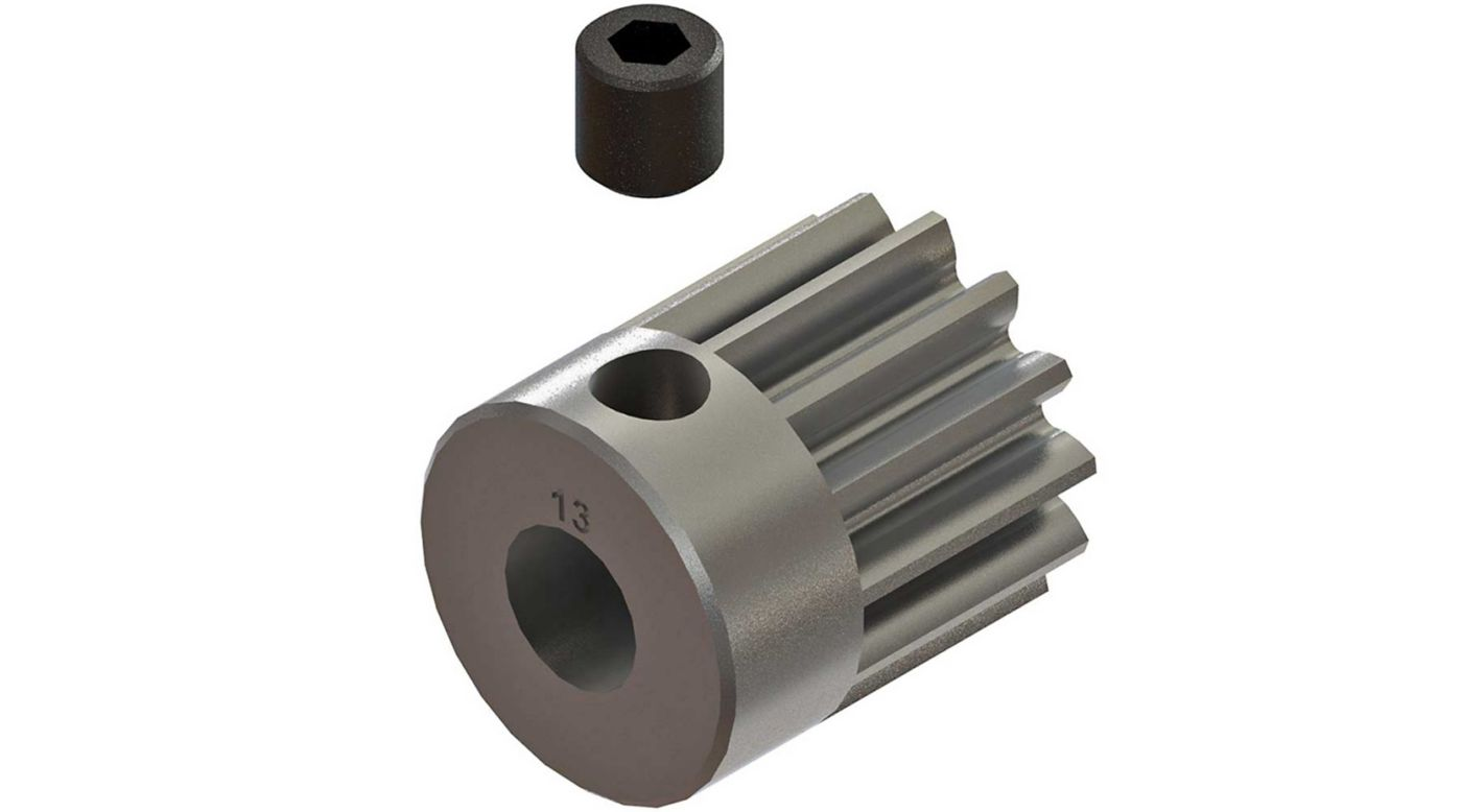 Grafik für AR310425 Pinion Gear 13T 0.8mod 4x4 in Horizon Hobby