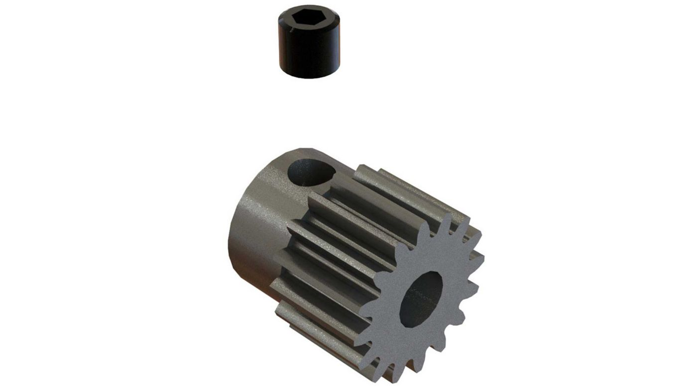 Image for Pinion Gear 48DP 16T from HorizonHobby