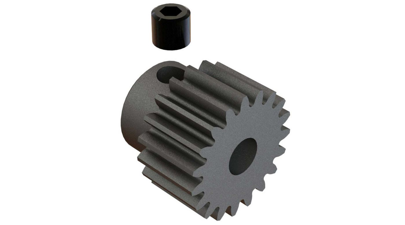 Image for Pinion Gear 48DP 19T from HorizonHobby