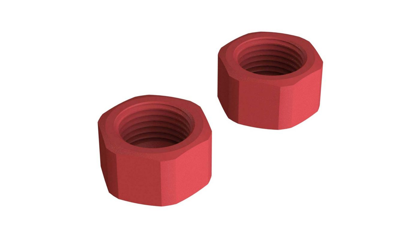 Image for Composite Slipper Clutch Nut (2): 4x4 from HorizonHobby