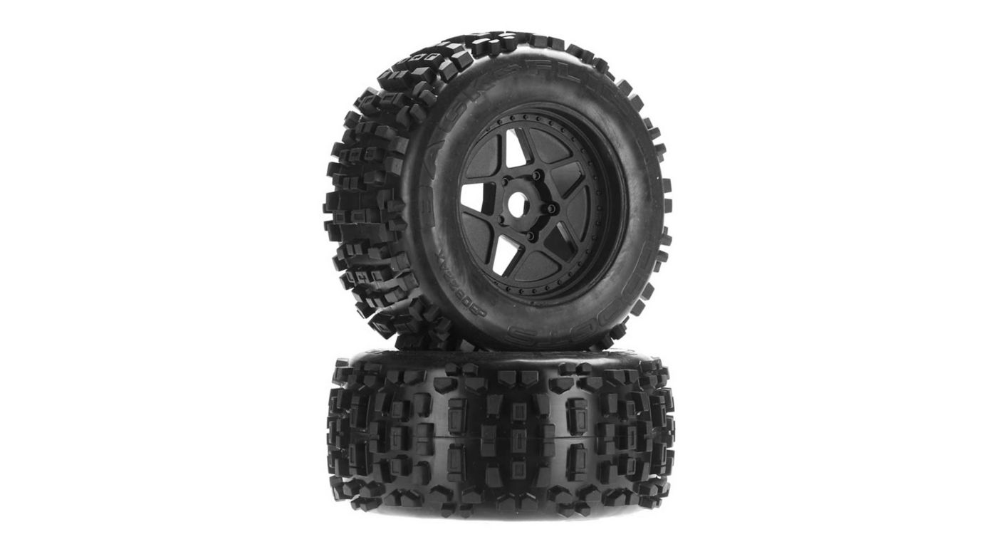 Image for dBoots Backflip MT 6S Tire Wheel Set from HorizonHobby