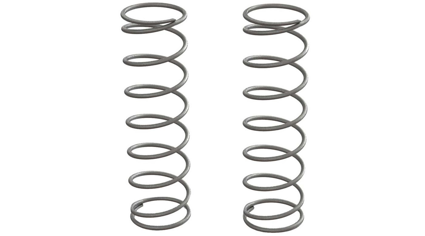 Image for Shock Spring 85mm 1.09n/mm 6.2lb/in (2): 6S from HorizonHobby