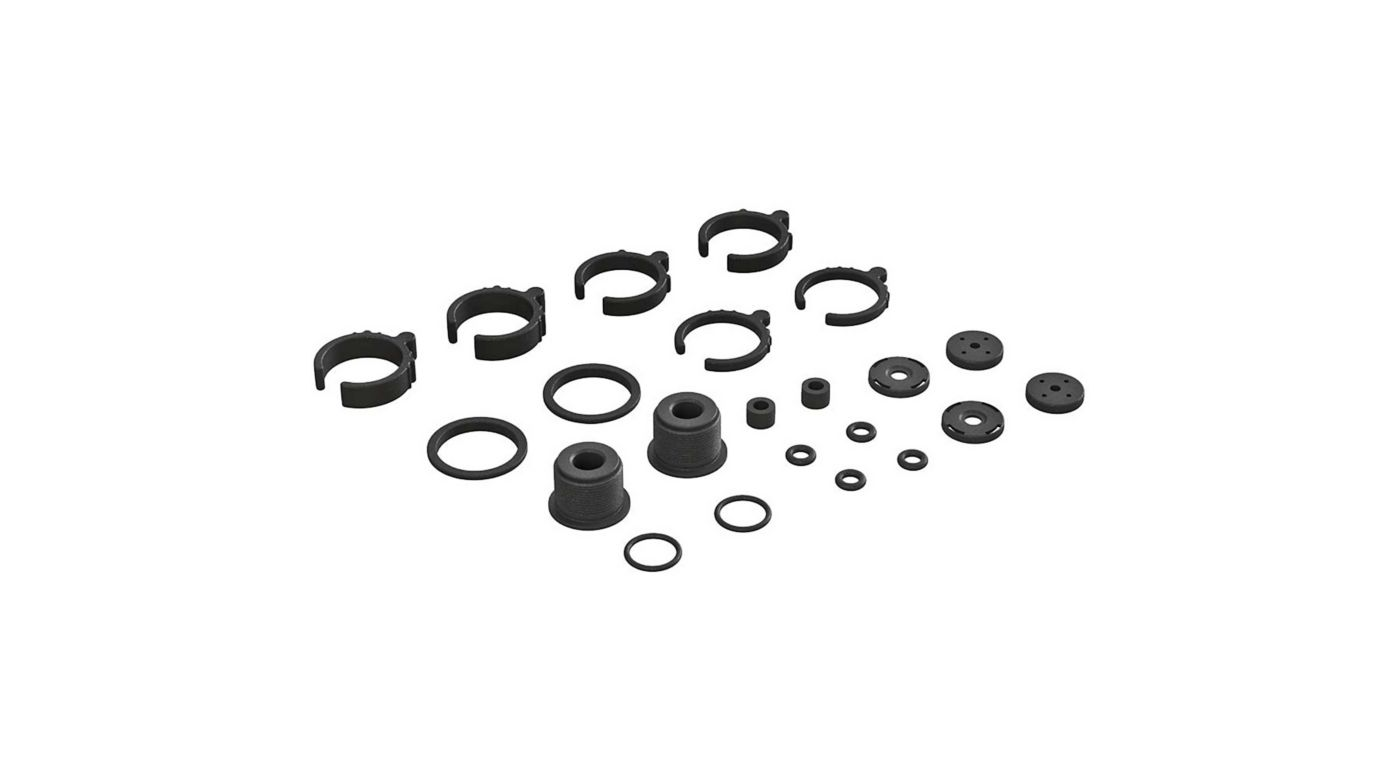 Image for Shock Parts O-Ring Set (2): 4x4 775 BLX 4S from HorizonHobby