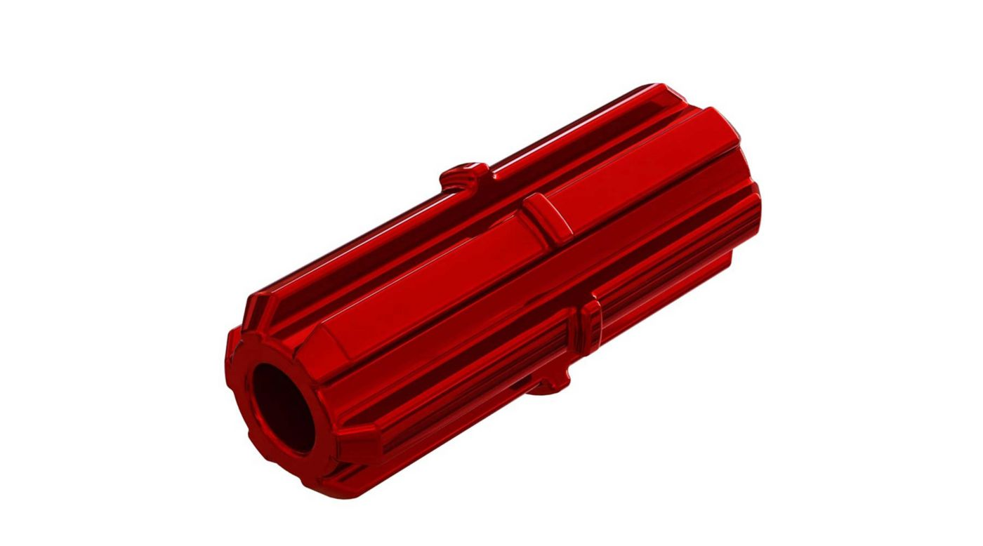 Image for Slipper Shaft, Red: BLX 3S from HorizonHobby