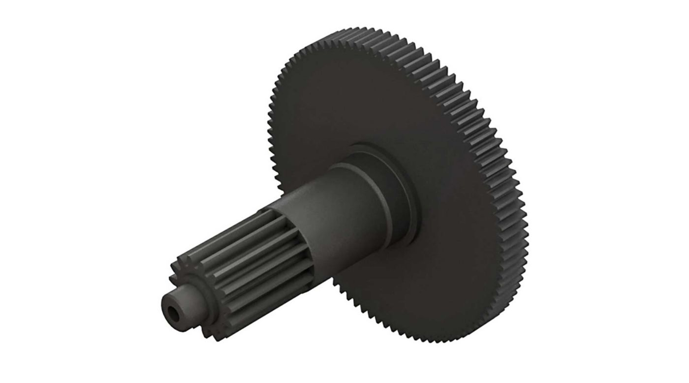 Image for Spur Gear 93T 48DP from HorizonHobby