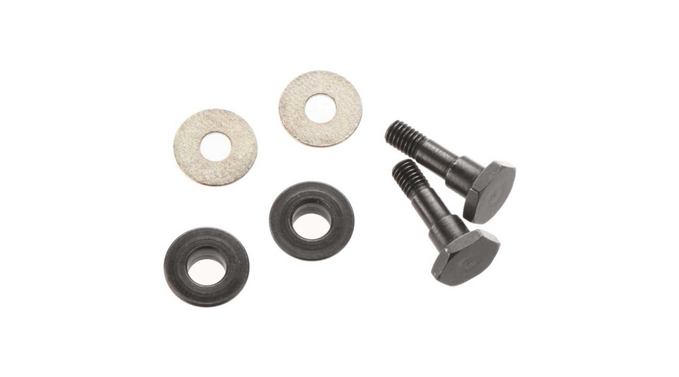Image for Steering Step Screw 3x14mm (2) from Horizon Hobby