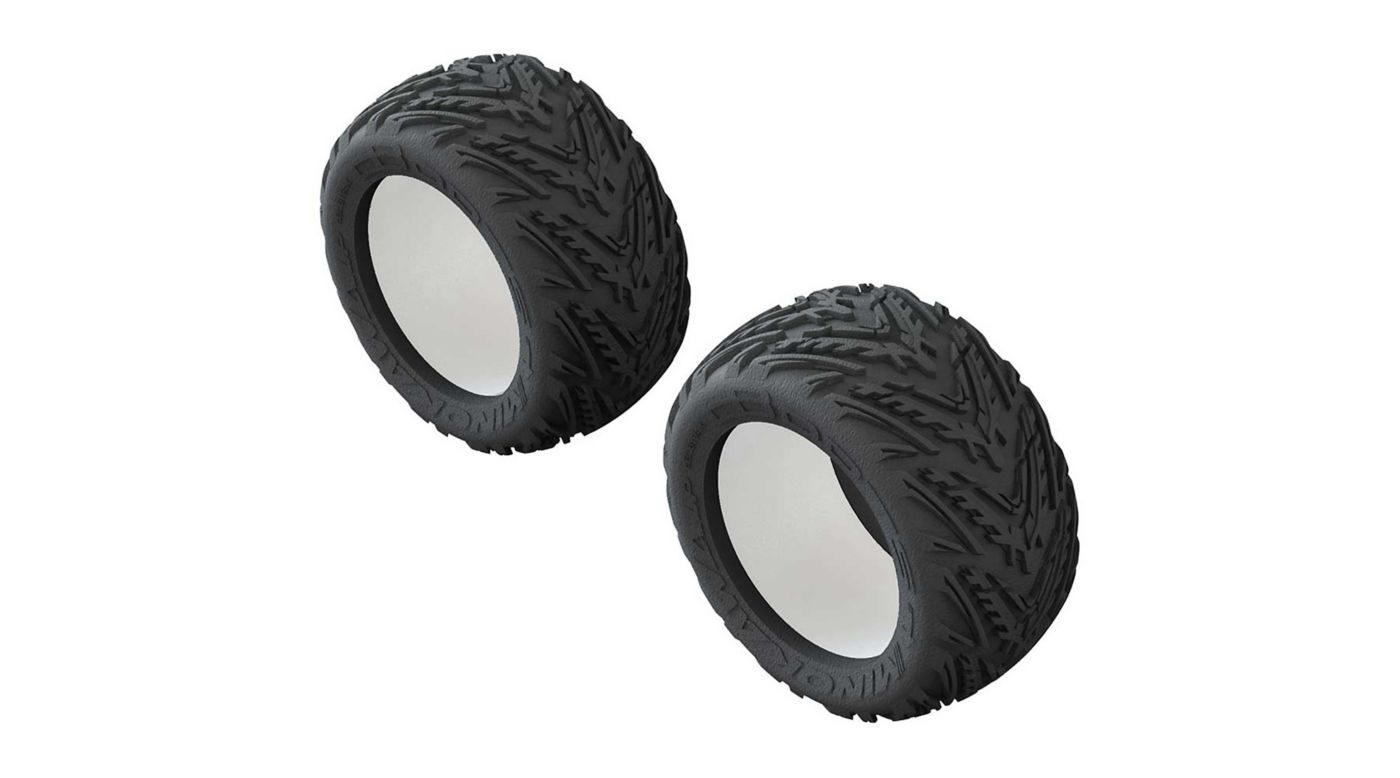 Image for dBoots Minokawa LP Tire 3.8 Foam Inserts (2) from HorizonHobby