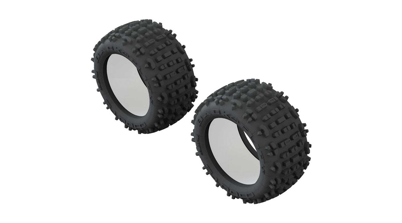 Image for dBoots Backflip LP Tire 3.8 Foam Inserts (2) from HorizonHobby