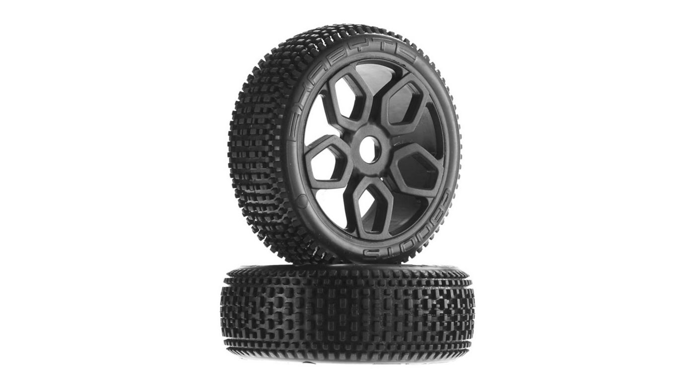 Image for Exabyte NB Buggy Tire Set Pre-glued from HorizonHobby