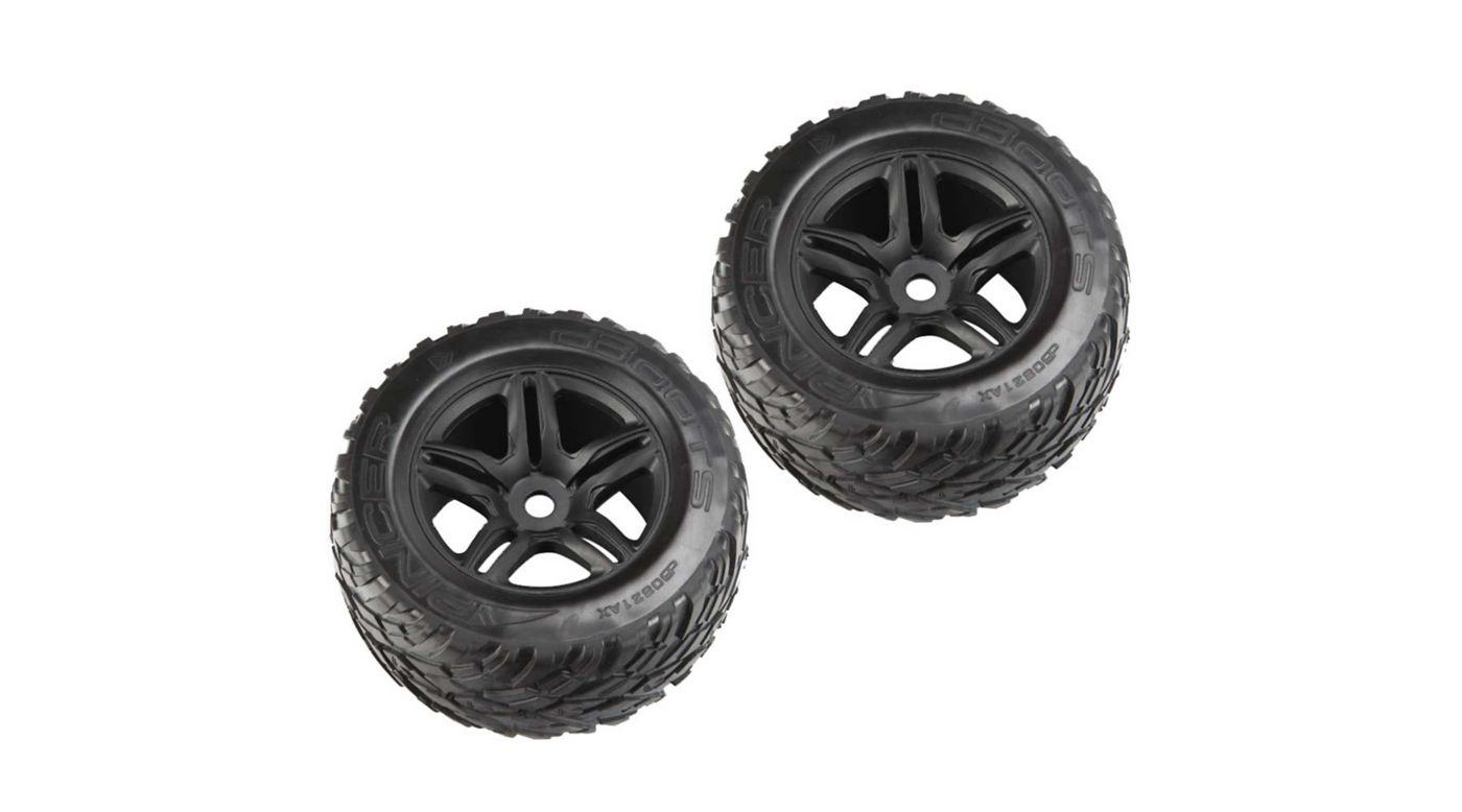 Image for dBoots Pincer Wheel Tire Set: Fazon (2) from HorizonHobby