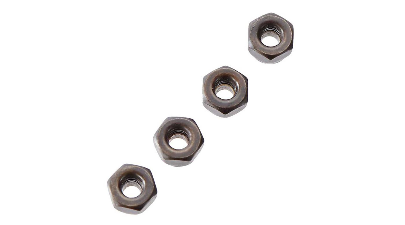 Grafik für AR715008 Nylon Nut 2.5mm (4) in Horizon Hobby