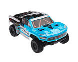 ARRMA - 1/10 SENTON 4WD Brushed Mega Short Course Truck RTR, Blue/Black