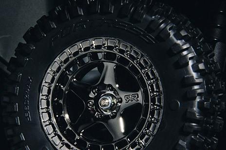 Black Chrome Wheels