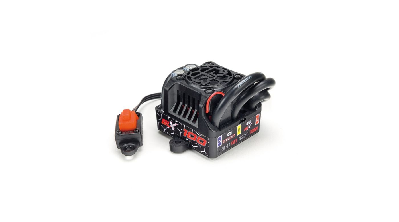 Image for BLX100 Brushless 10th 3S ESC: 4x4 from Horizon Hobby