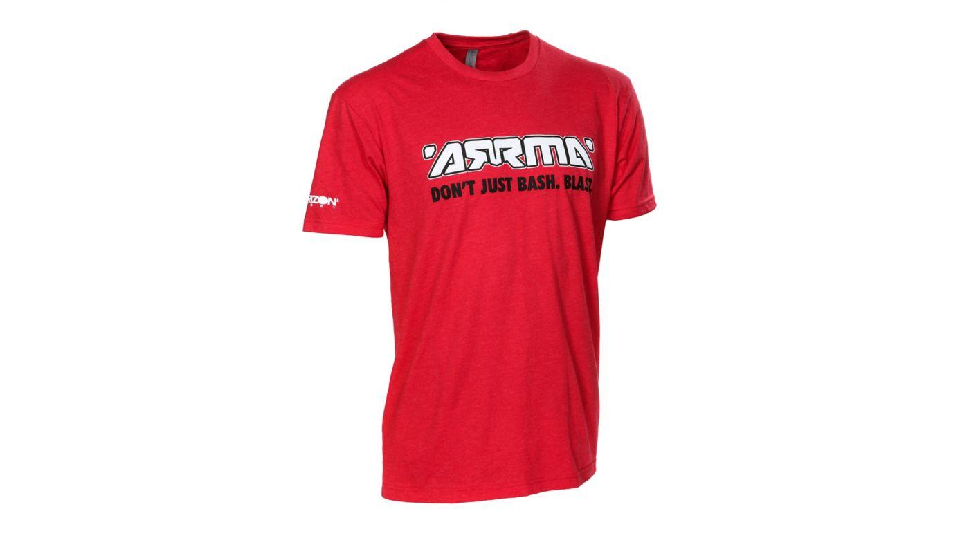 Image for Red Bash/Blast T-Shirt, Medium from HorizonHobby