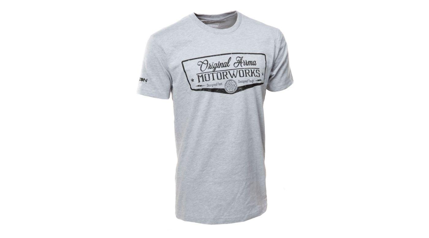 Image for Motorworks T-Shirt, Small from HorizonHobby