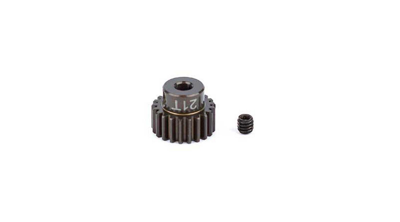 Image for Factory Team Aluminum Pinion Gear, 21T, 48P, 1/8 shaft from HorizonHobby