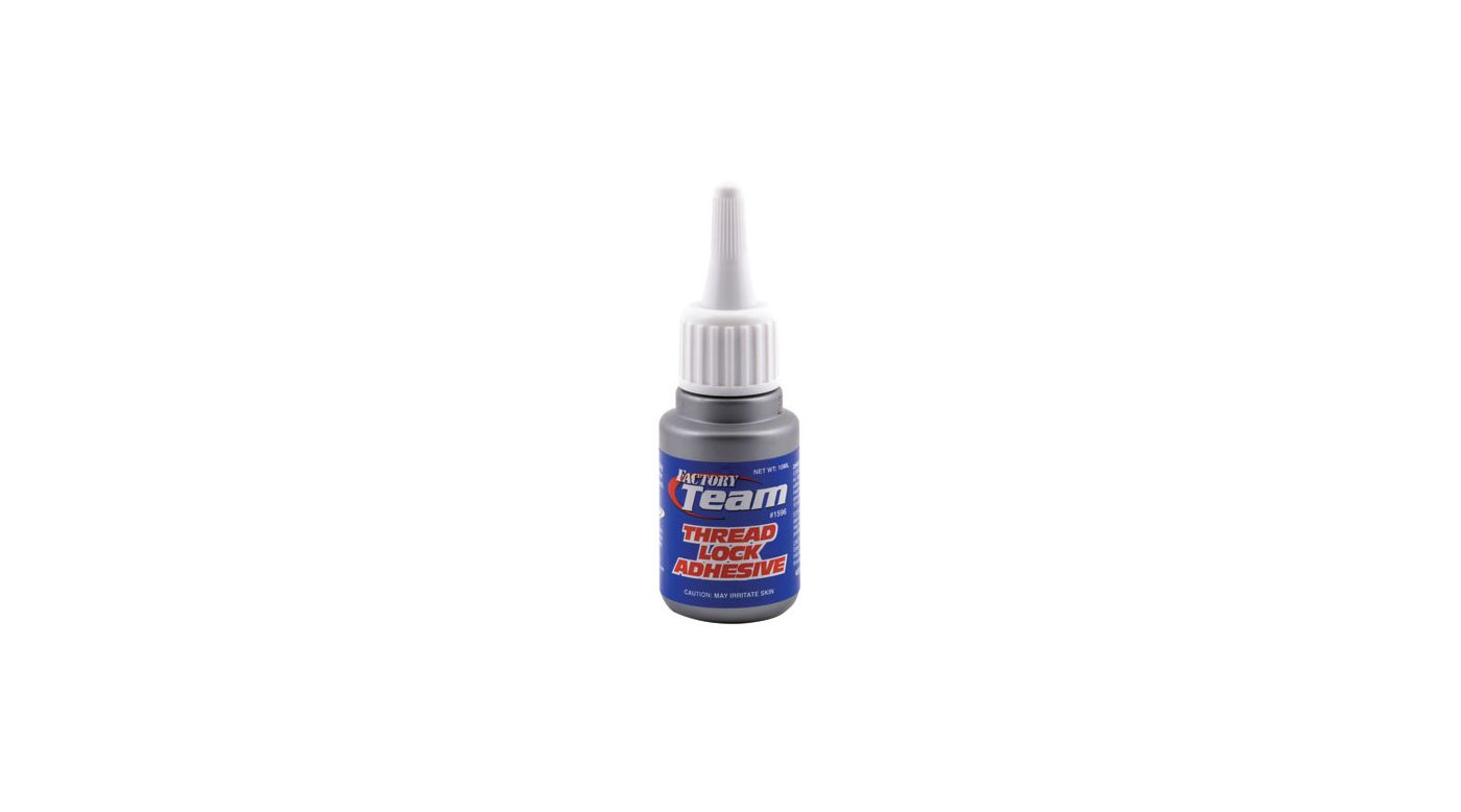 Image for Factory Team Locking Adhesive, 10ml from HorizonHobby