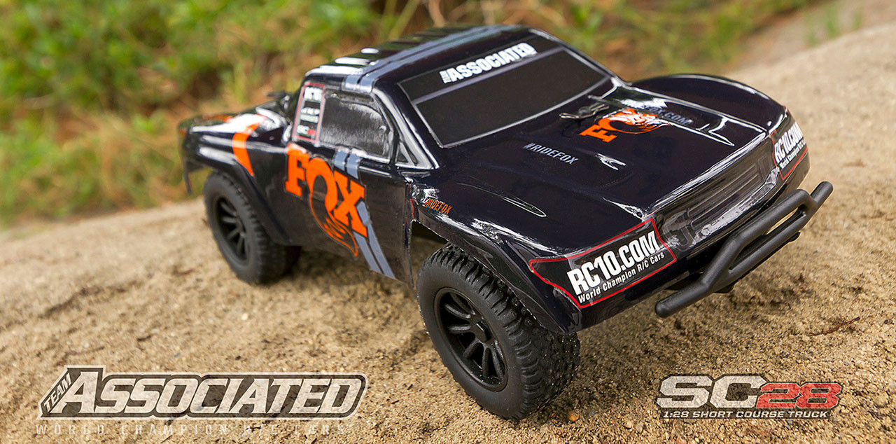 Team Associated 1/28 SC28 RTR