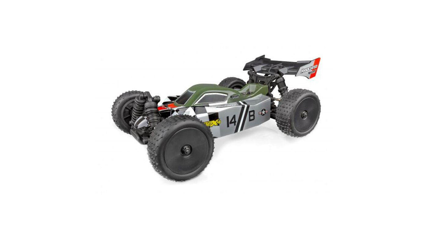 Image for Reflex 14B RTR Buggy 4WD Combo from HorizonHobby