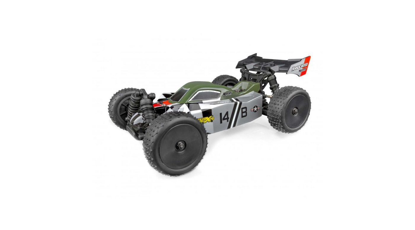 Image for Reflex 14B RTR Buggy 4WD from HorizonHobby