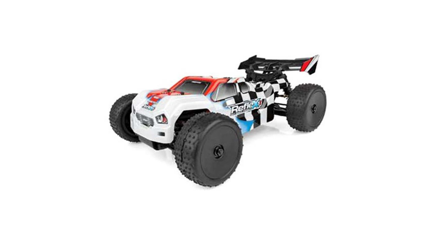 Image for Reflex 14T RTR Truggy 4WD Combo from HorizonHobby