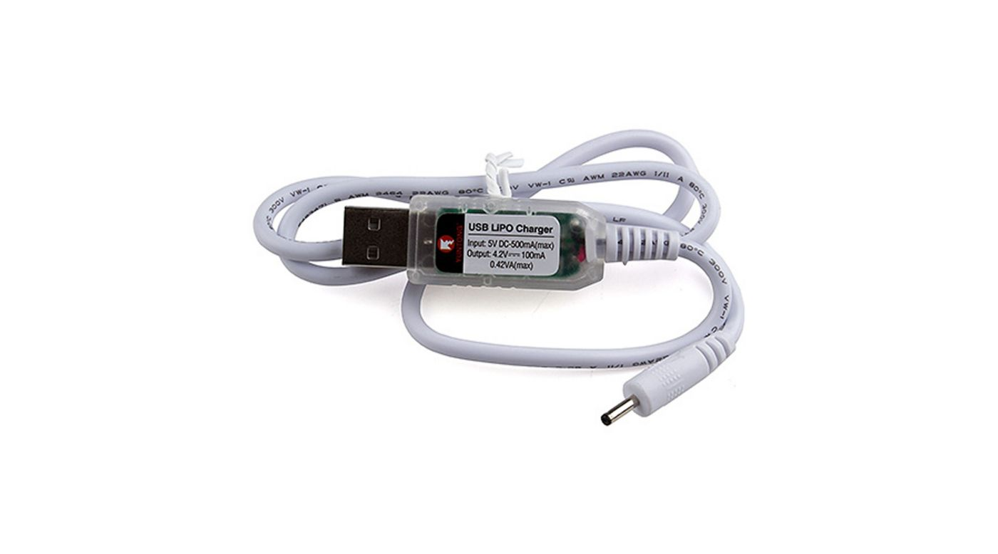 Image for SC28 USB Charger Cable from HorizonHobby
