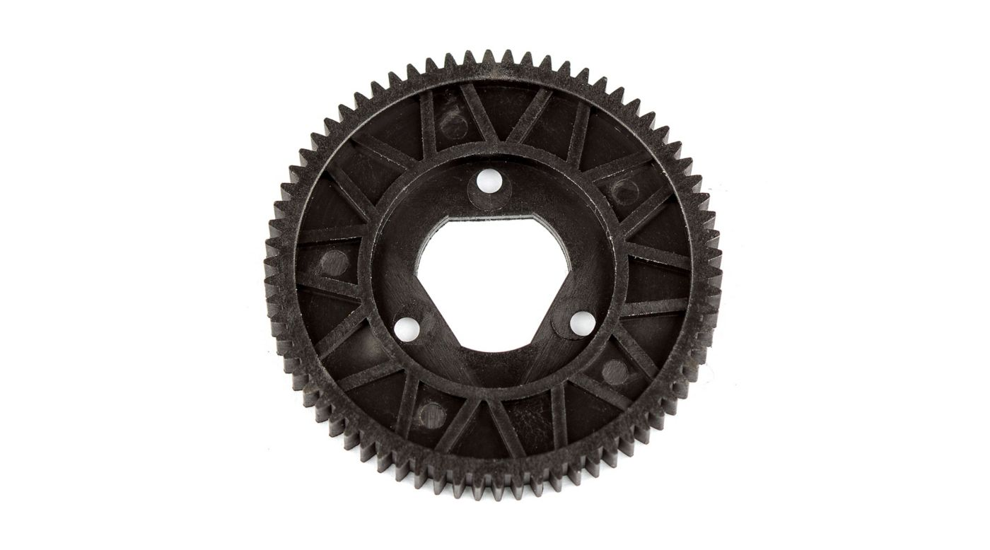 Image for 70T Spur Gear: 14B 14T from HorizonHobby