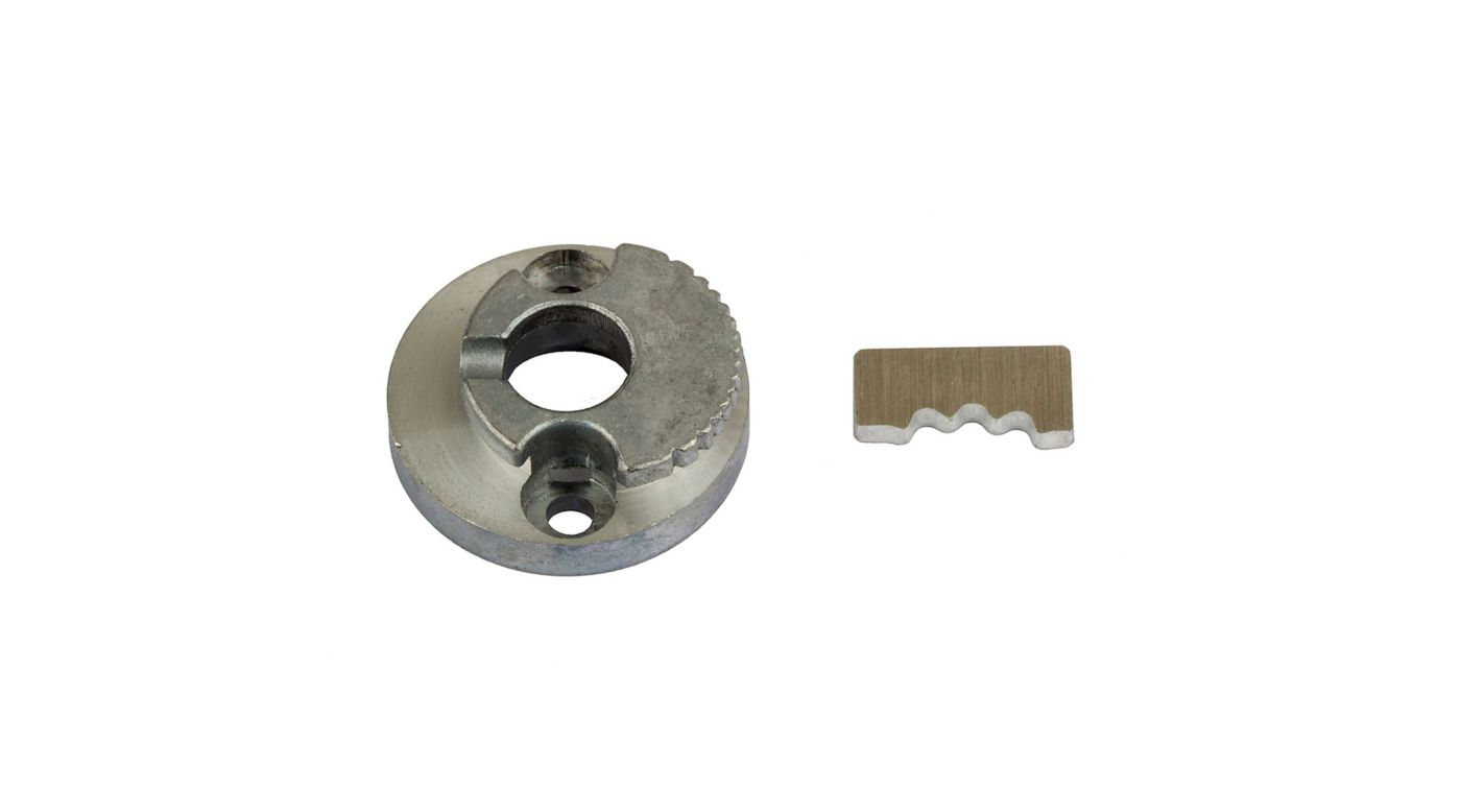 Image for Motor Mount Parts: 14B 14T from HorizonHobby