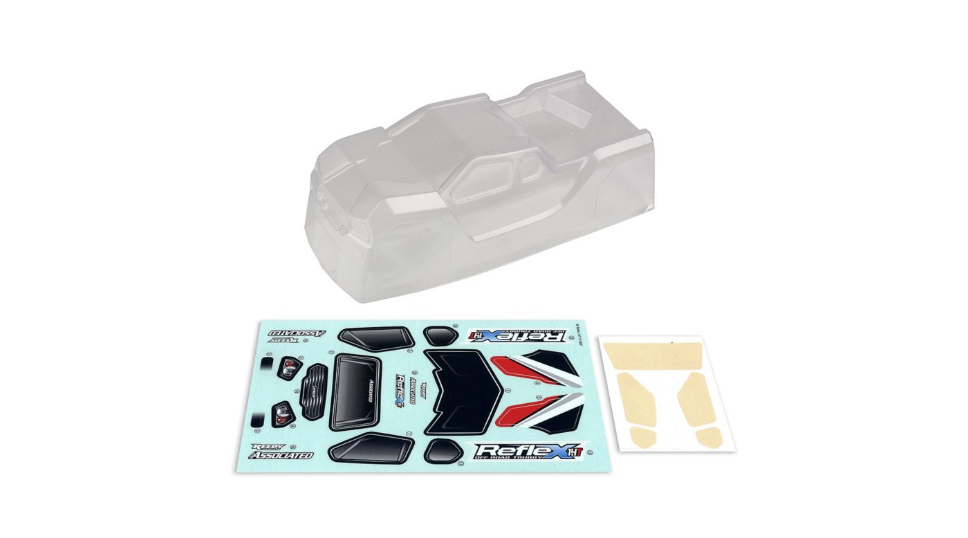 Image for REFLEX 14T Clear Body: 14B 14T from HorizonHobby