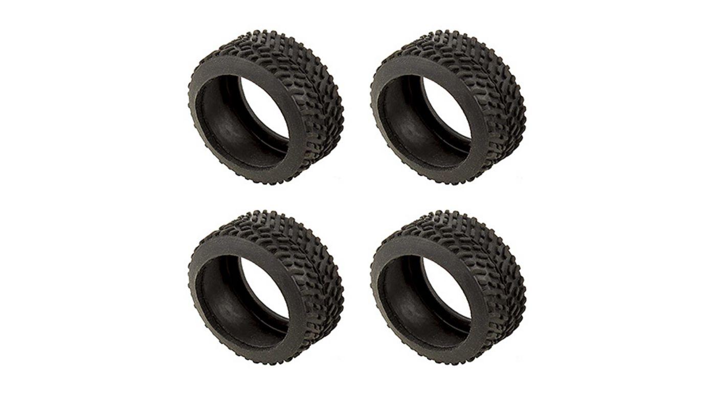Image for NanoSport Pin Tires, Black from HorizonHobby