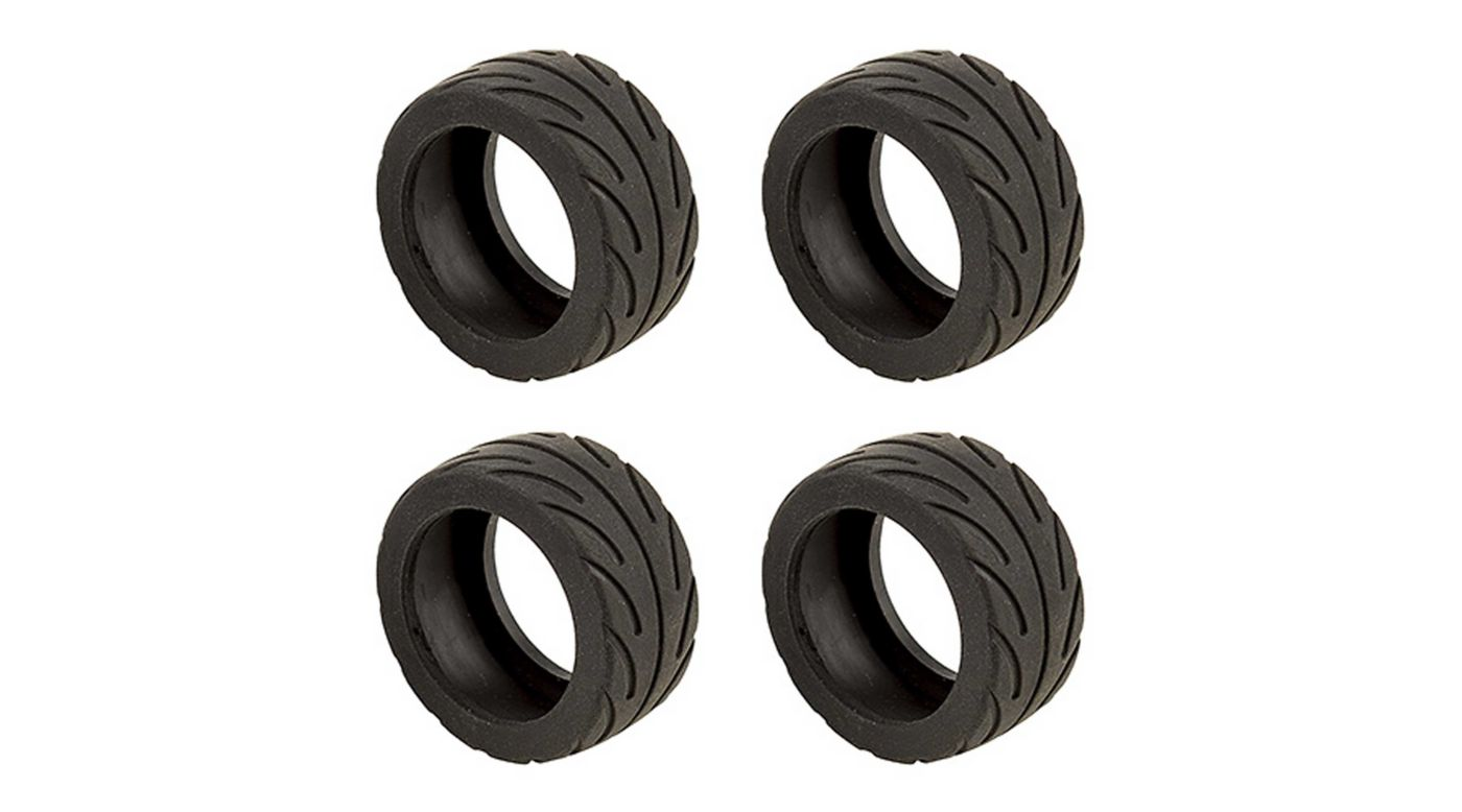 Image for NanoSport Radial Tires, Black from HorizonHobby