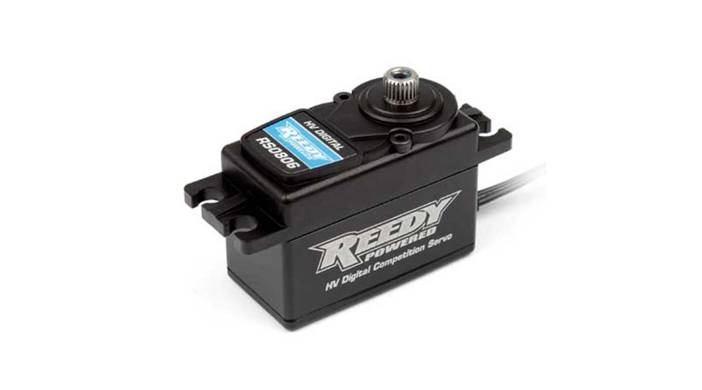 Image for Reedy RS0806 LP Digital HV Hi-Speed Comp Servo from HorizonHobby