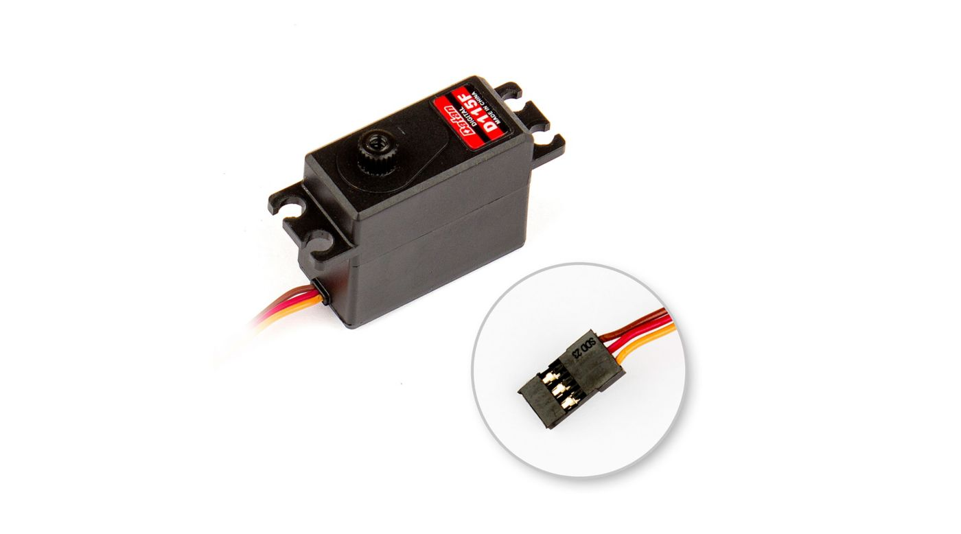 Image for D115F Servo from HorizonHobby