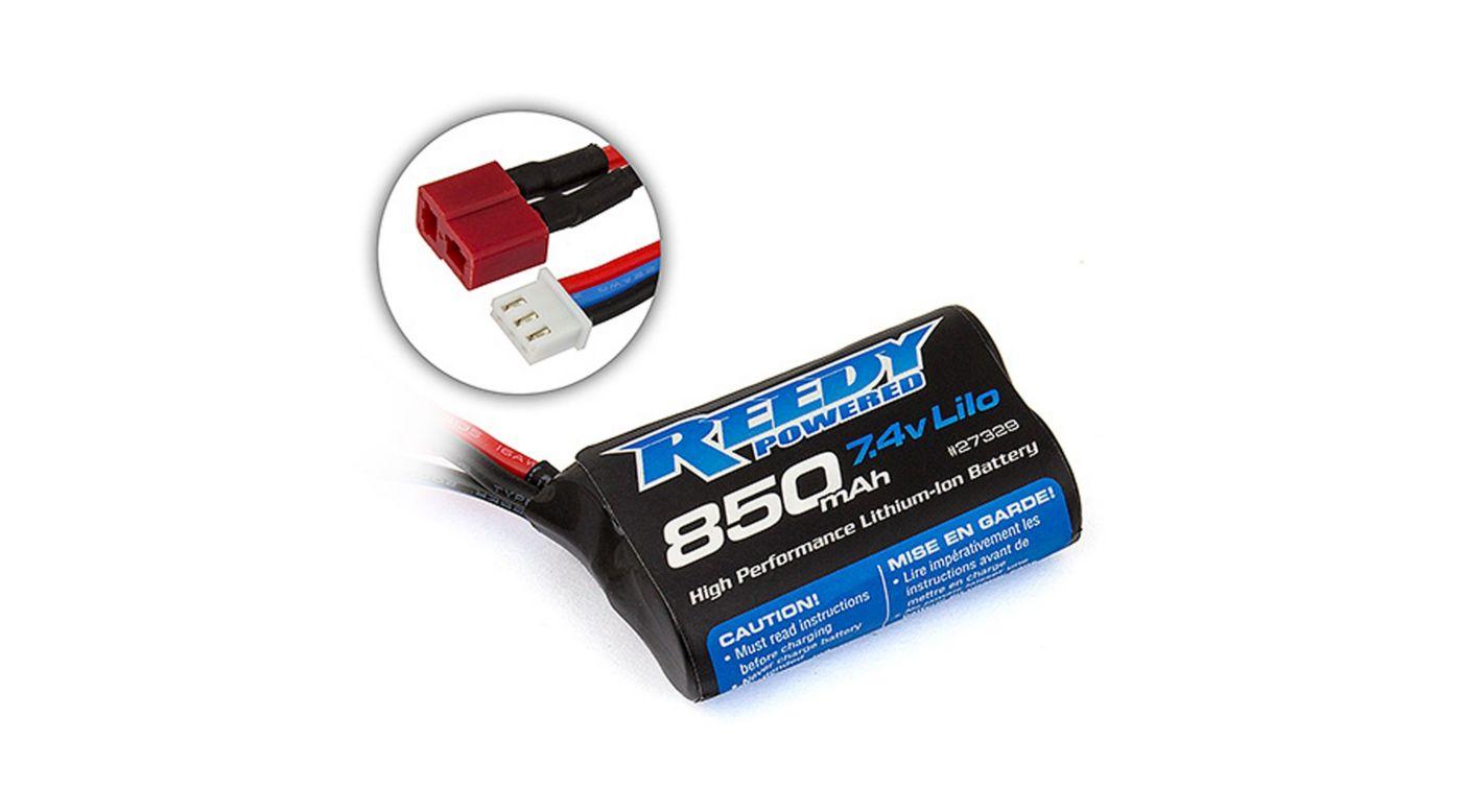 Image for Reedy 850mAh 7.4V Li-Ion Battery from HorizonHobby