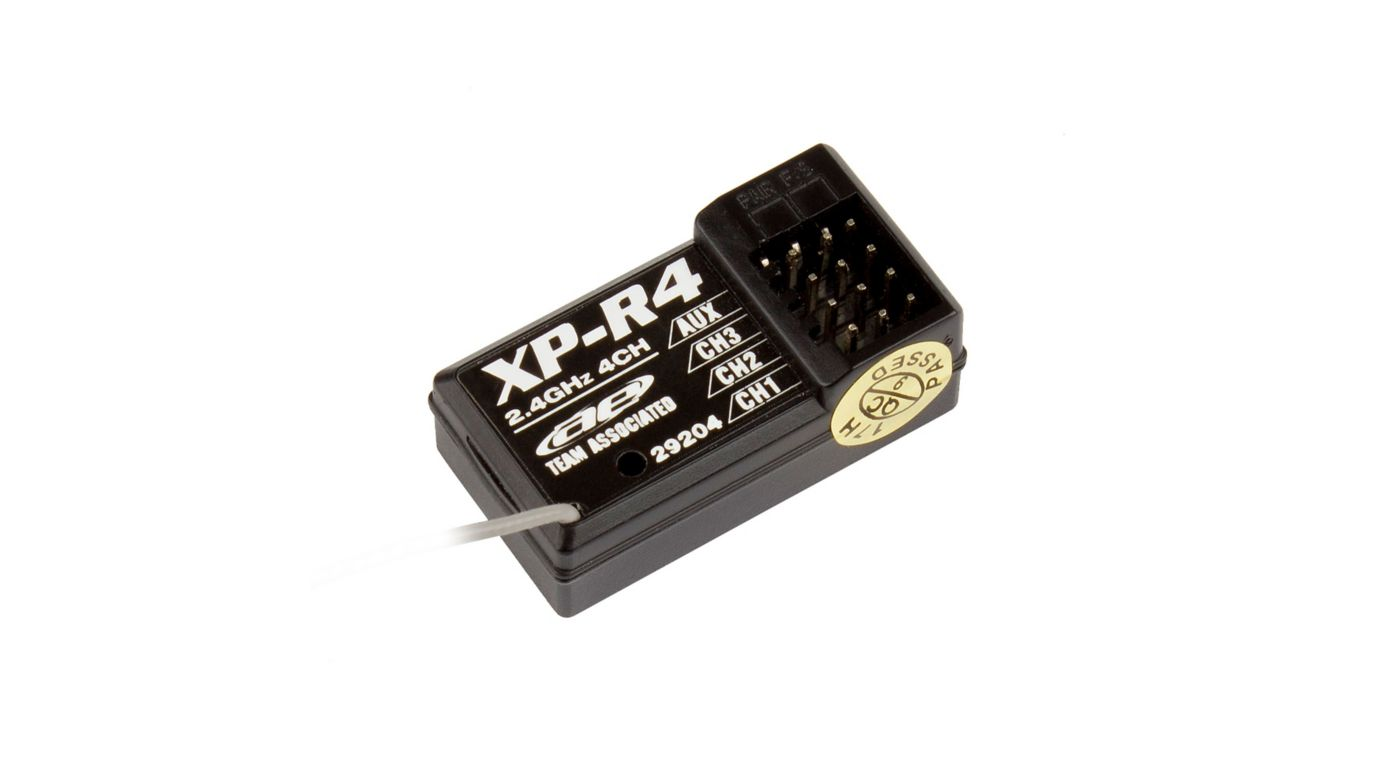 Image for AE XP-R4 2.4GHz 4CH Receiver from HorizonHobby
